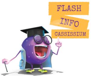 Flash info Cassissium