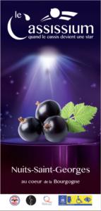 Brochure Cassissium 2019