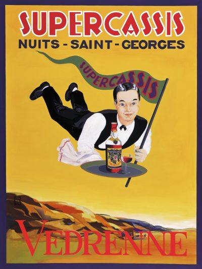 Affiche Supercassis Barman